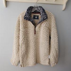 NWT cozy fleece